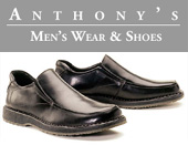 Anthony's Exclusive Men's Wear & Imported Shoes